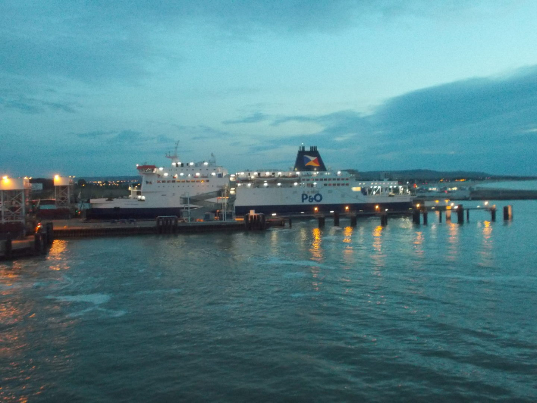 Back Home Again :: Γύρισα στην Αγγλία