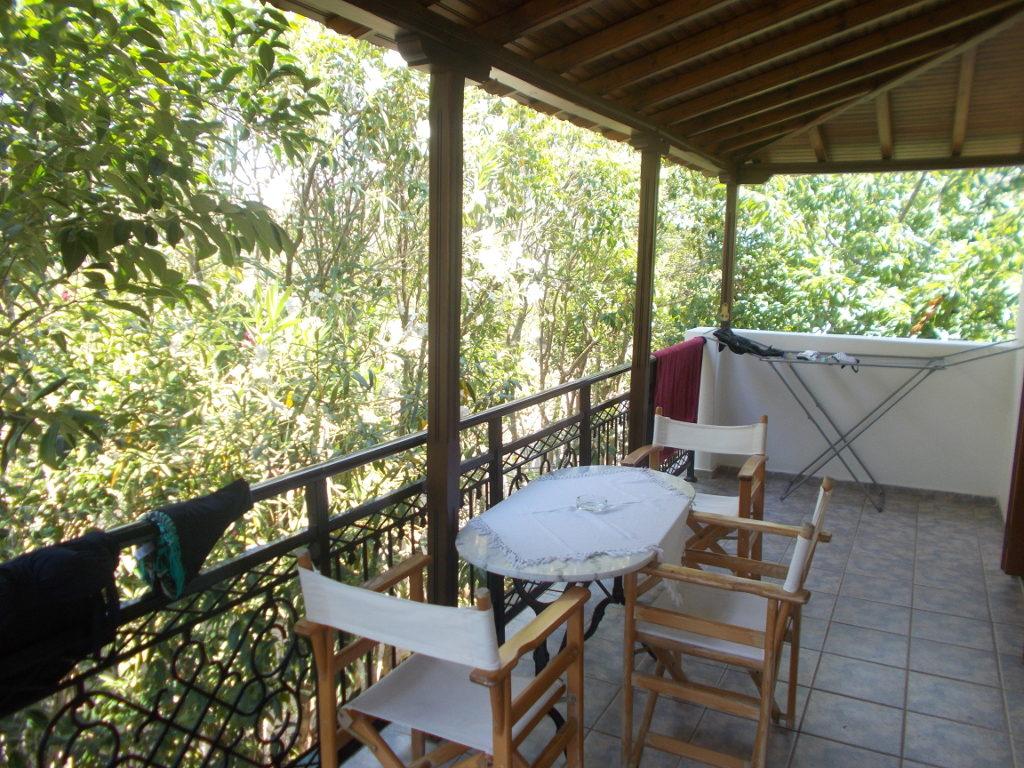Our balcony - Το μπαλκόνι μας