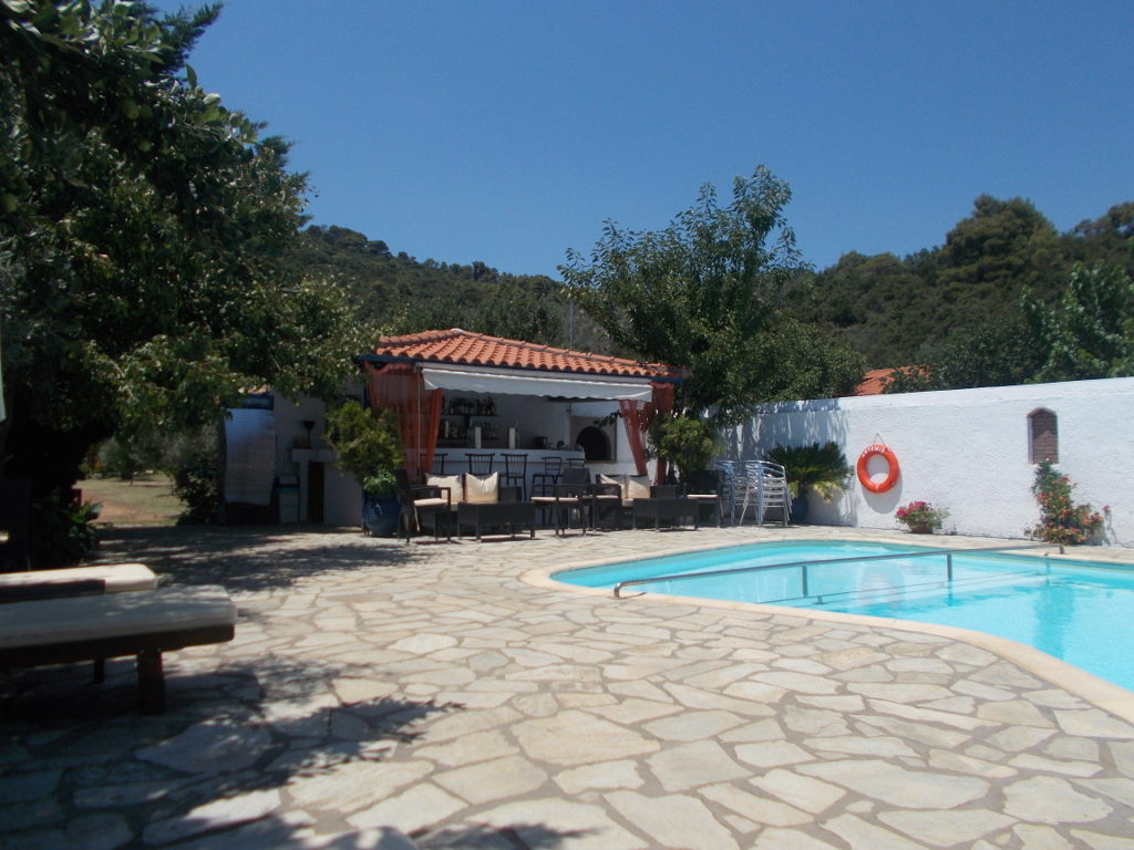 Artemis Pool - Αρτεμής, Πισίνα & Μπαρ