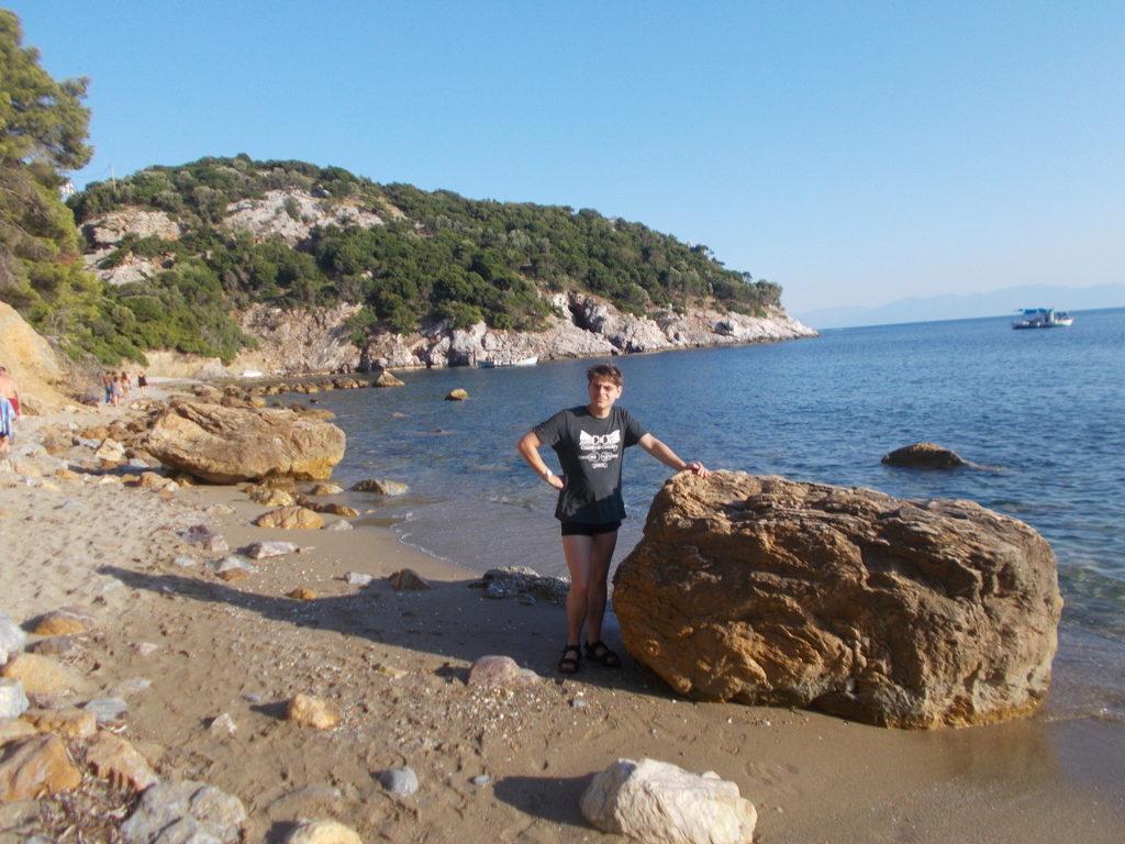 Stafylos Beach - Παραλία Σταφύλου