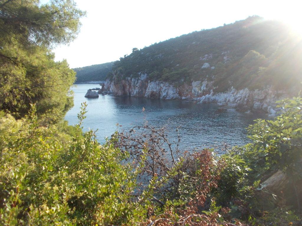 Stafylos bay - Παραλία Σταφύλου
