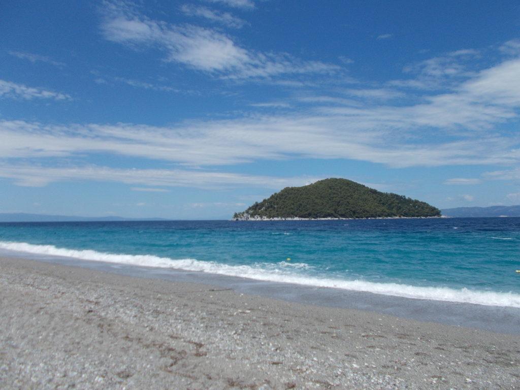 Παραλία Μηλιά - Milia Beach