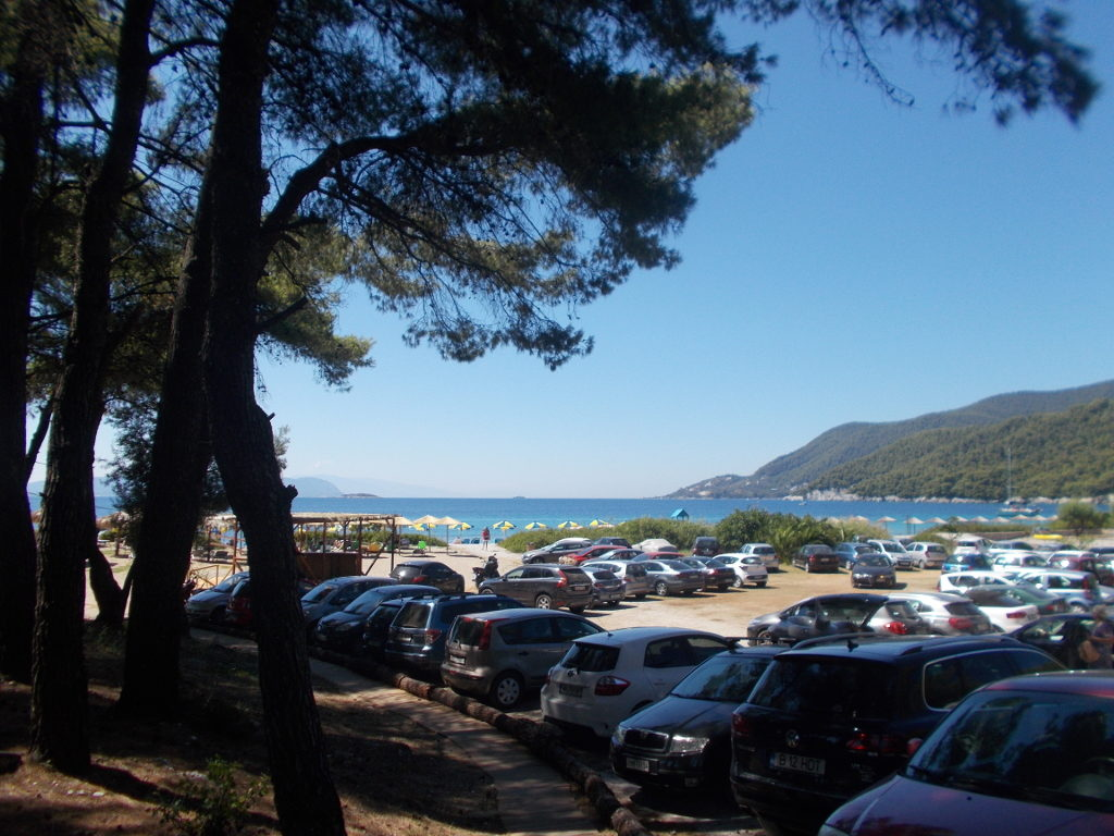 Milia Bach - Παραλία Μηλιά