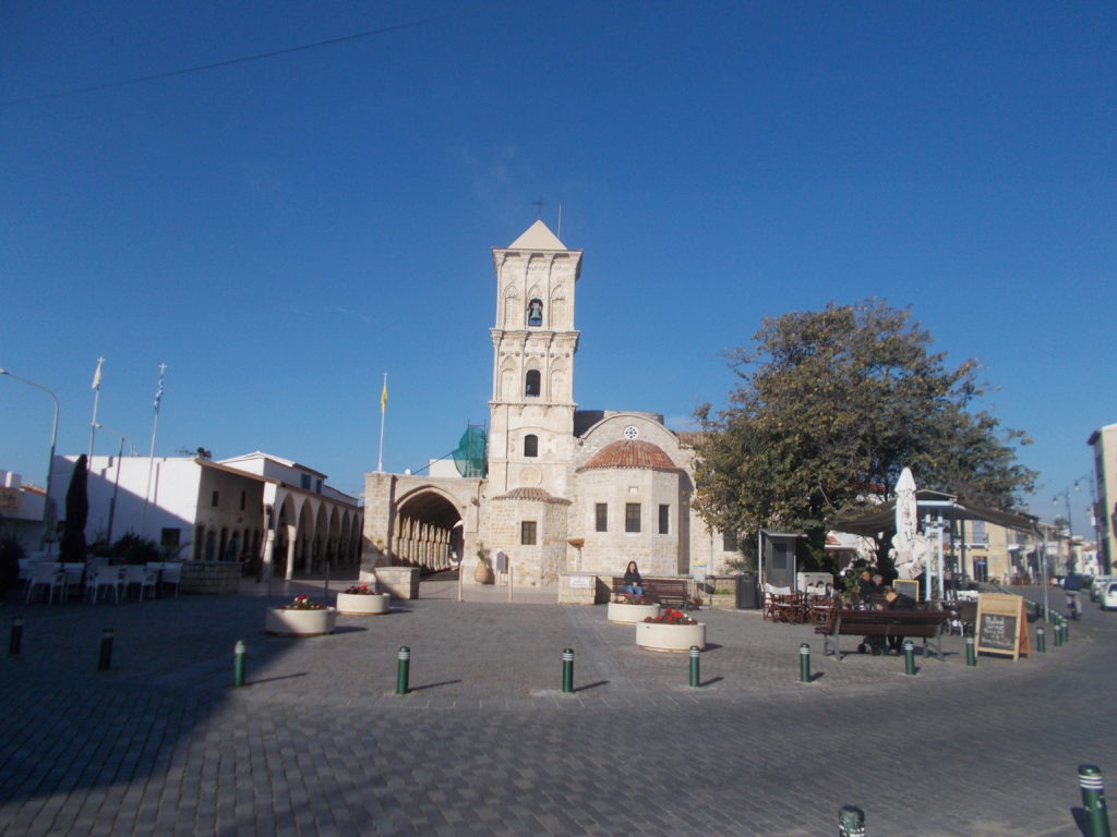 Church of St. Lazarus
