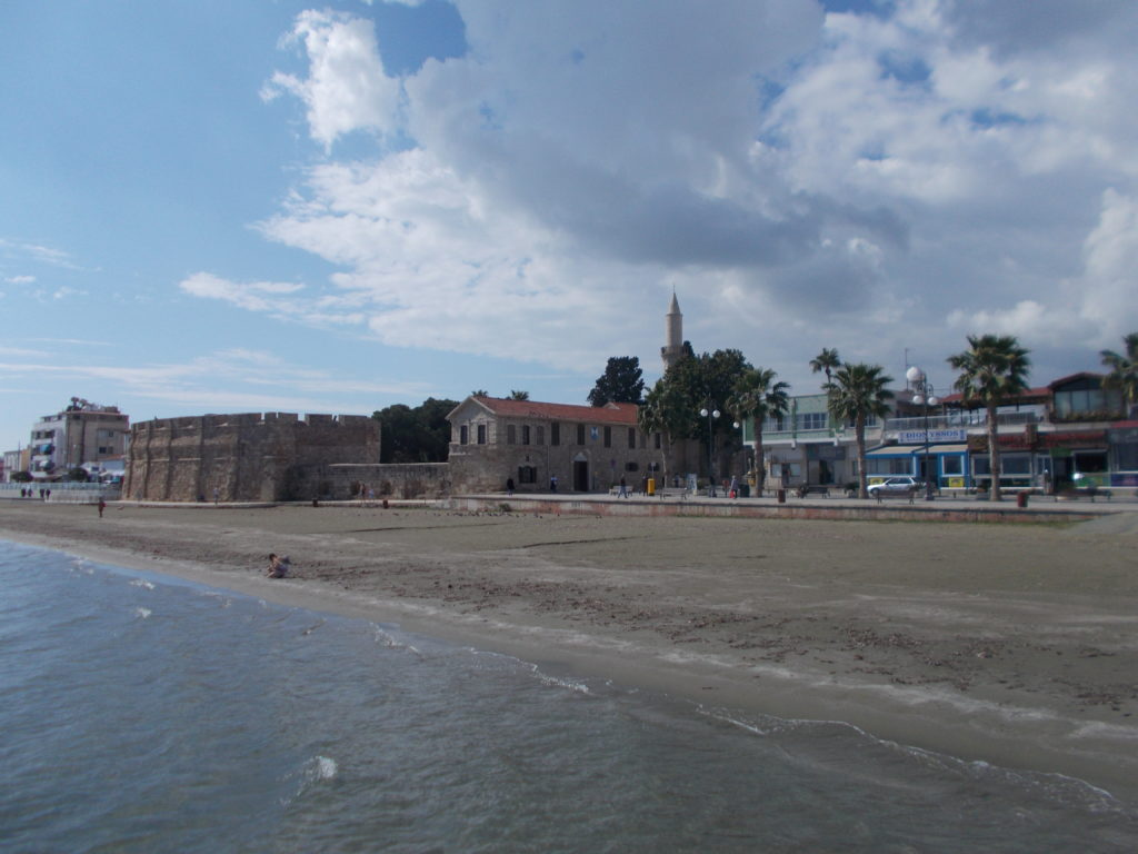 Larnaca - Beach