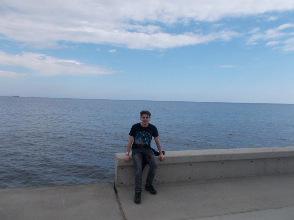 Larnaca Sea Front