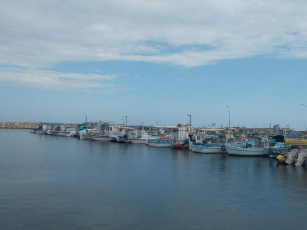 Larnaca, Fishing Harbour