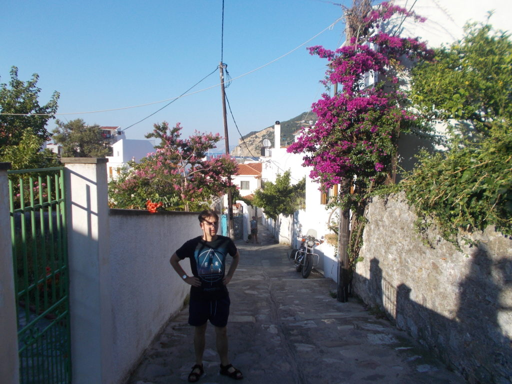 Skopelos Town - Σκόπελος (Χώρα)