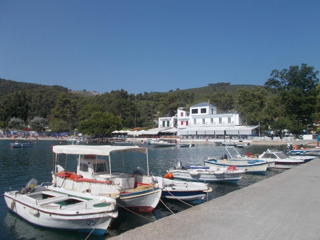 Agnondas - Αγνώντας (Λιμάνι)