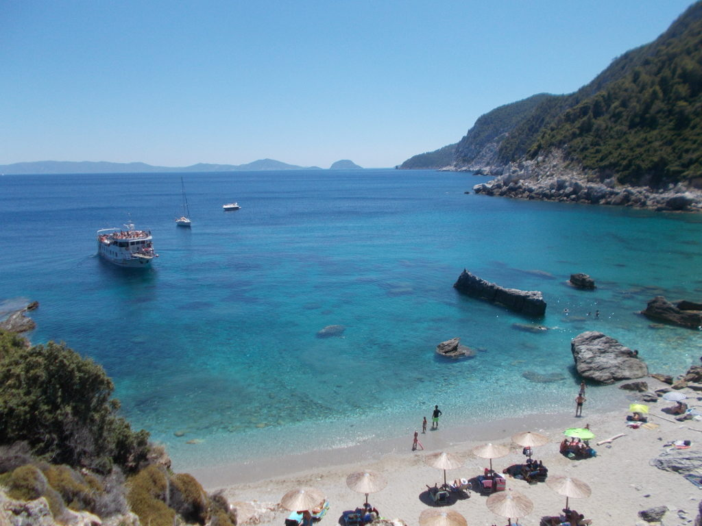 Ag. Ioannis Beach - Αγ. Ιωάννης (Παραλία)