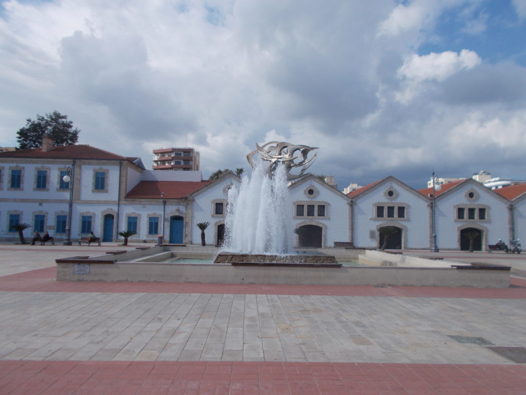 Europe Square, Larnaca