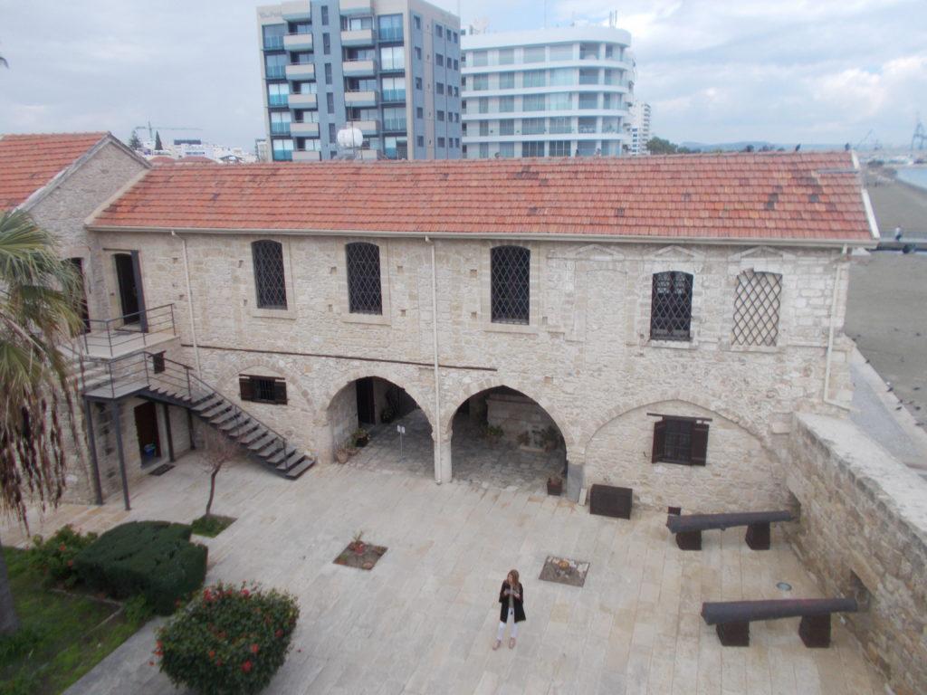 Larnaca Castle