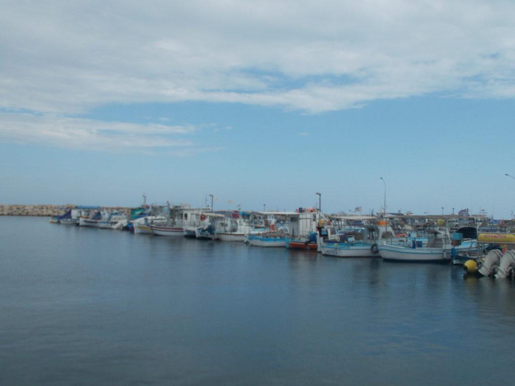 Larnaca, Fishing Harbour